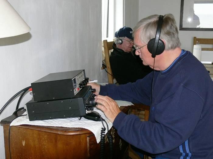 DM7DX auf Frequenzsuche