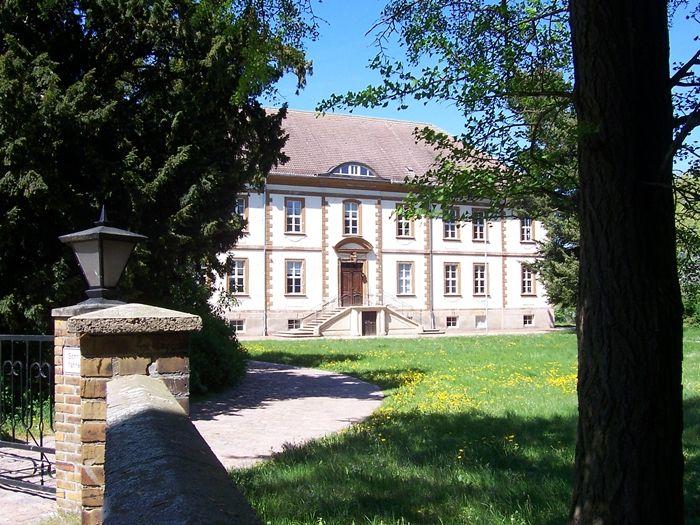 Schloss Großkühnau erbaut 1780