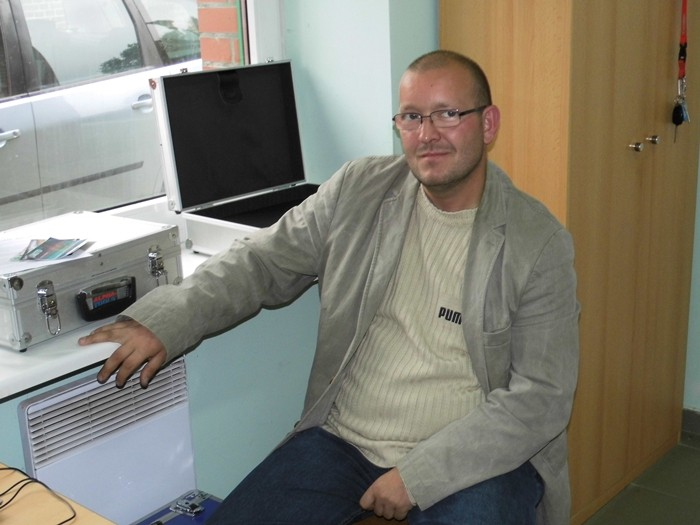 Lukasz, SP9DTE